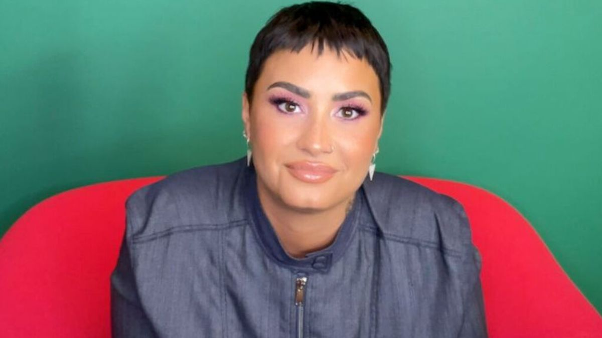 """Demi Lovato anuncia que se identifica con el género no binario: """"Me permite ser una persona más auténtica"""""""