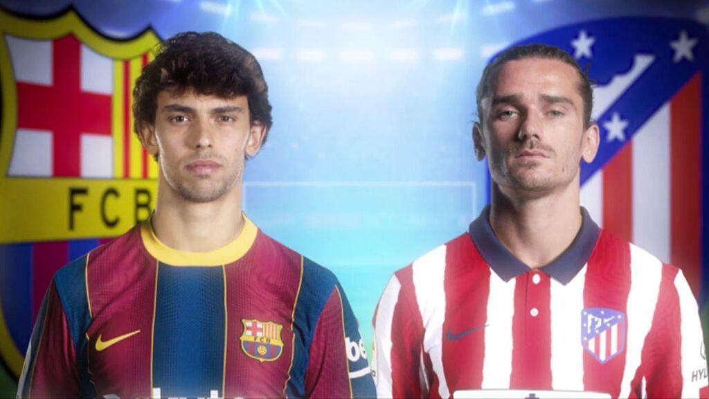 Griezmann por Joao Félix: El FC Barcelona se plantea el trueque con el Atlético de Madrid