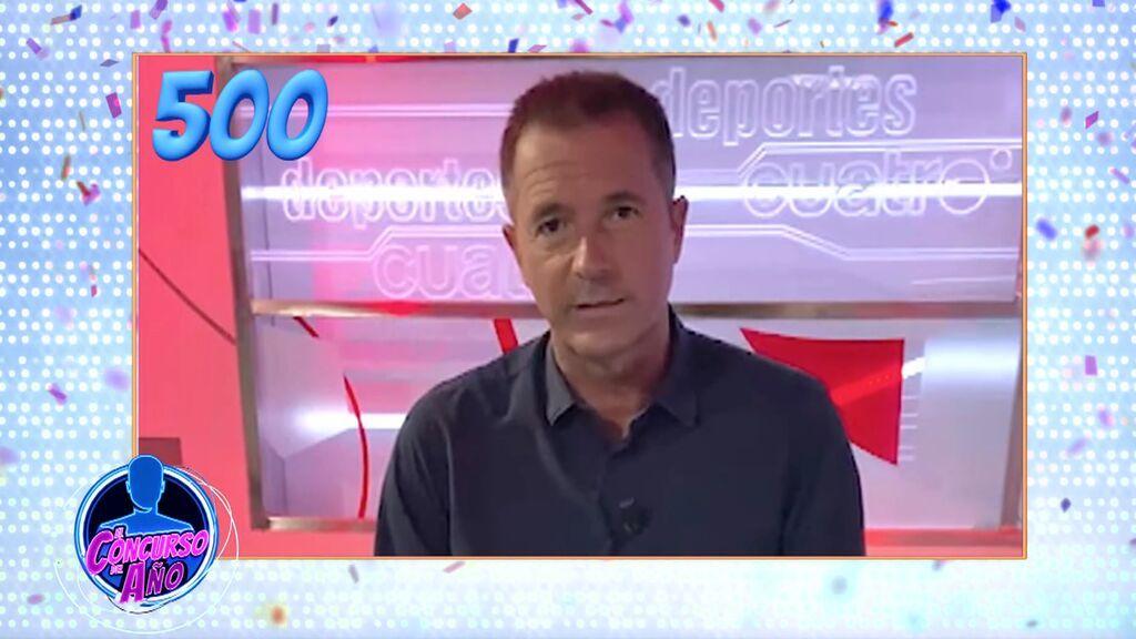 """El 'zasca' de Manu Carreño a Dani Martínez: """"Ya vas teniendo una edad"""""""