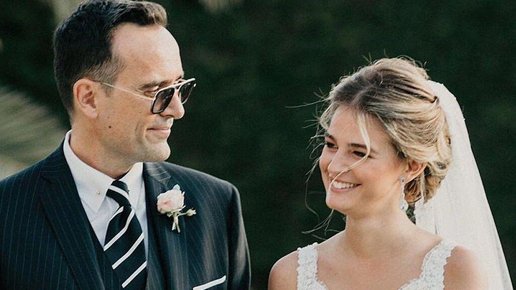 Risto Mejide dedica un emotivo mensaje a Laura Escanes por su cuarto aniversario de bodas