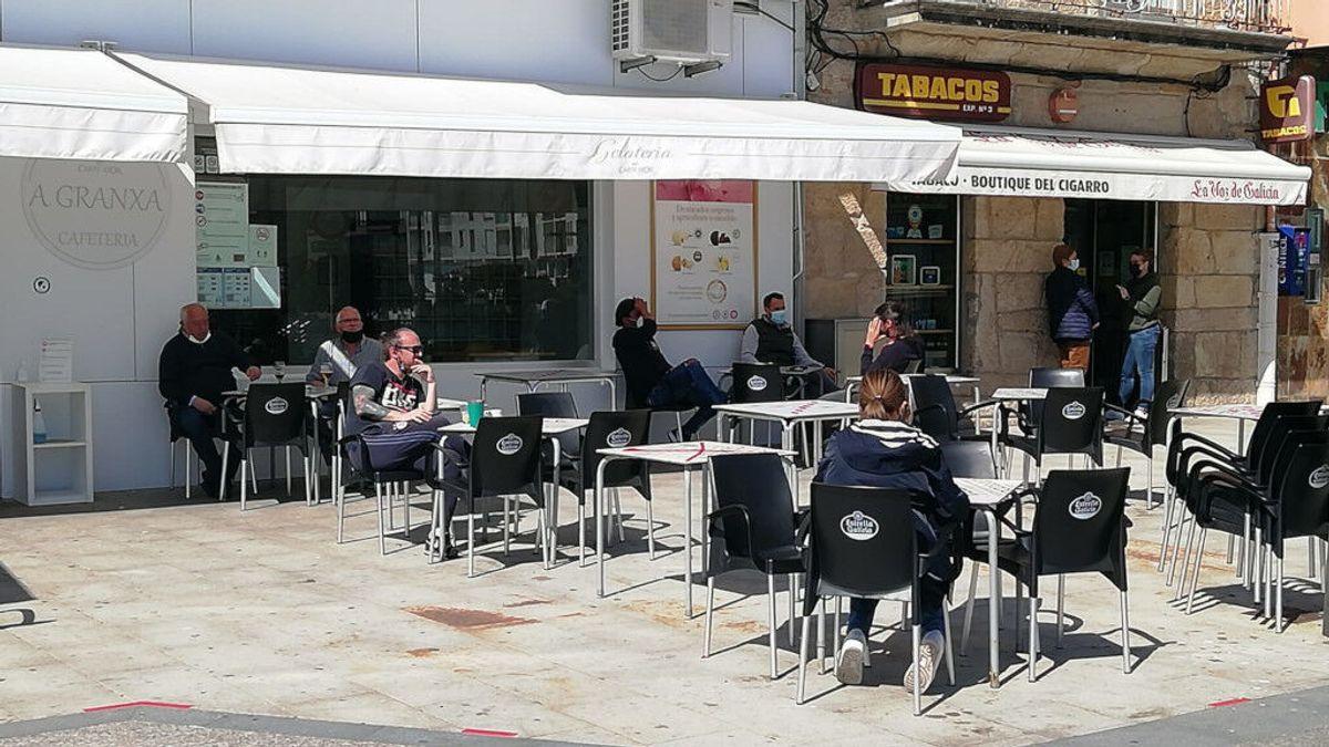 La hostelería gallega amplía su horario, los bares podrán abrir hasta la una de la mañana