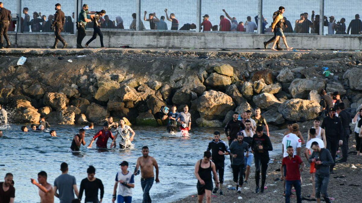Marruecos cita como causa de la avalancha la fatiga de sus policías tras el fin del Ramadán