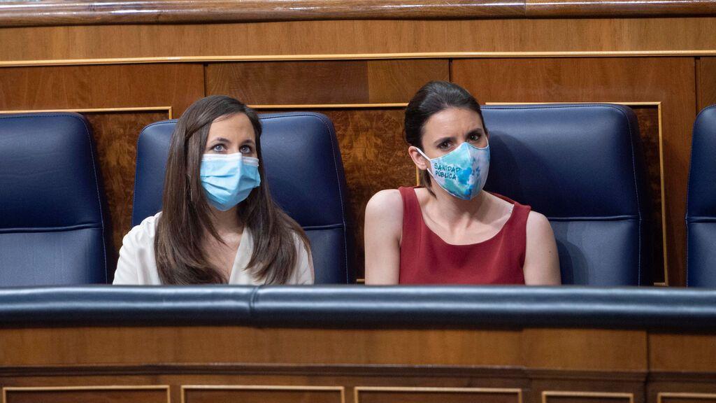 La lista de pesos pesados de Ione Belarra para liderar Podemos: Irene Montero, Rafa Mayoral o Echenique