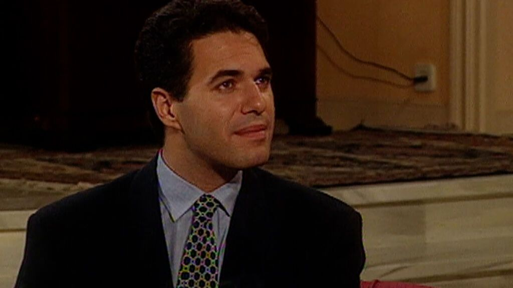Agustín Bravo en 'Truhanes'
