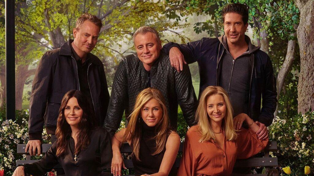 Contra el edadismo en la vuelta de 'Friends'