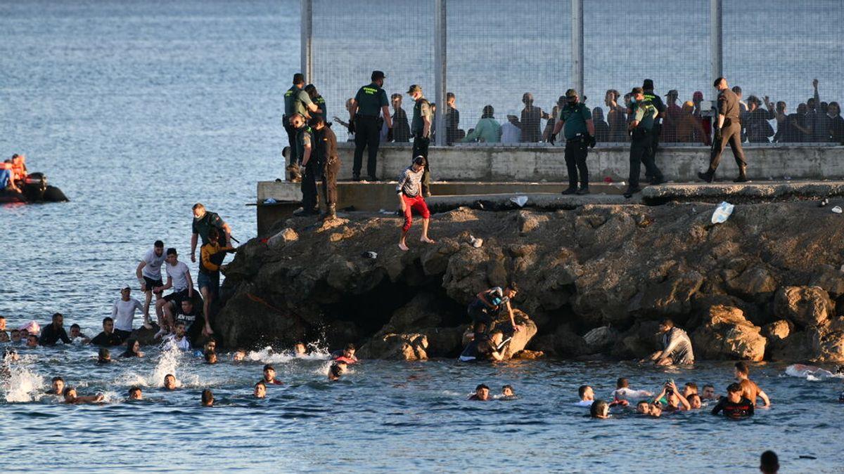"""Estados Unidos dice que """"apoya"""" que España y Marruecos trabajen juntos para resolver la crisis en Ceuta"""