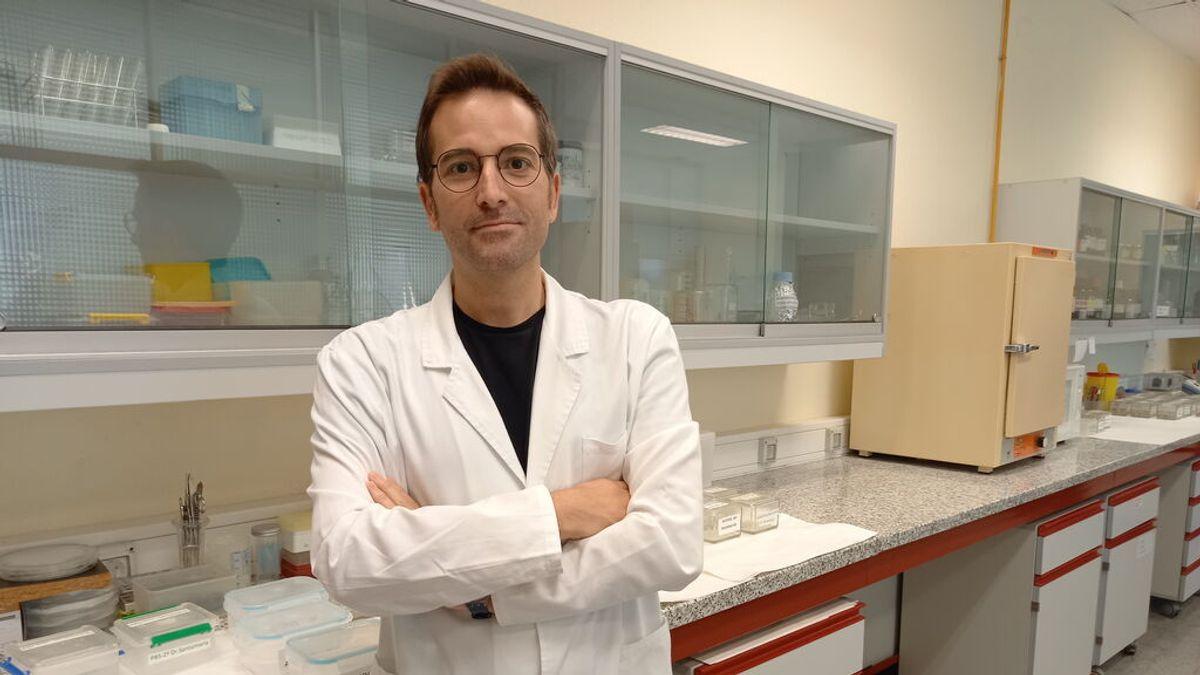 Javier Gilabert, biólogo