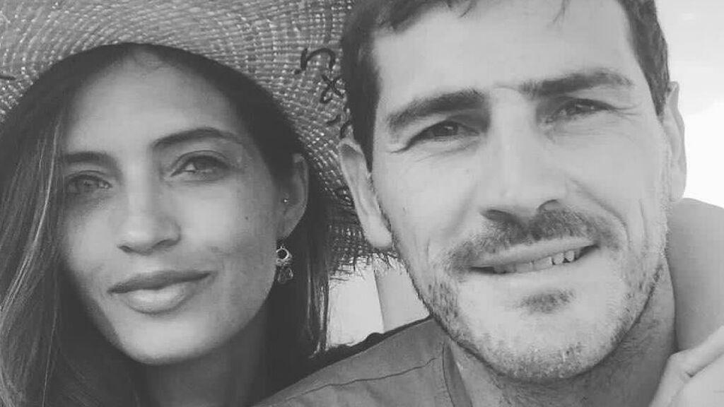 """La esperada felicitación de Sara Carbonero a Iker Casillas por los 40: """"Te lo mereces"""""""
