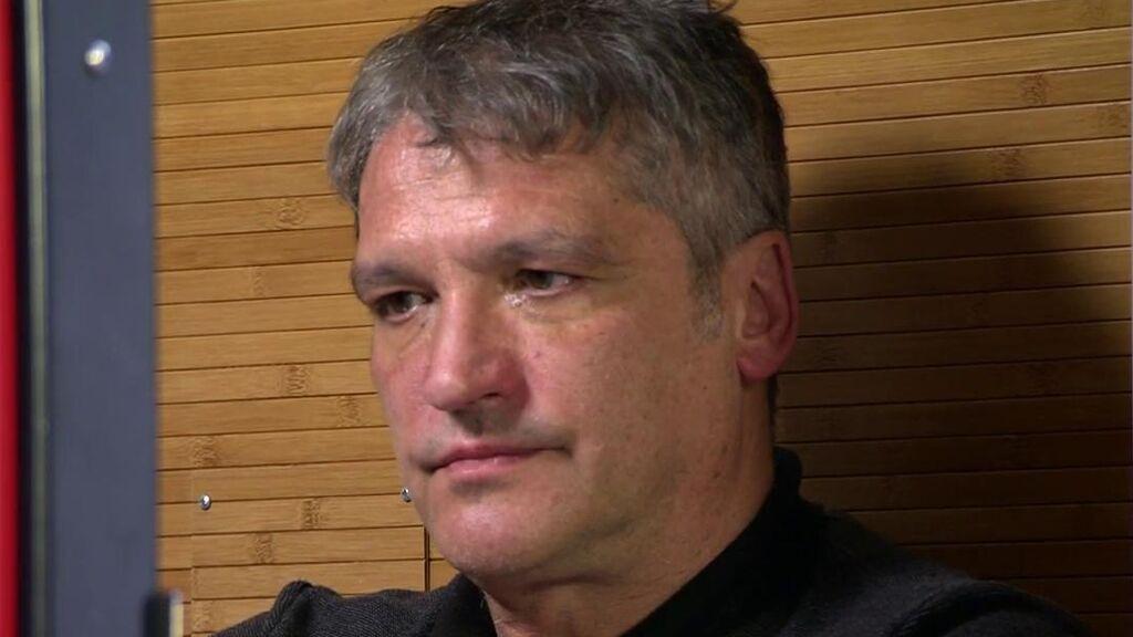Gustavo González se prostituyó