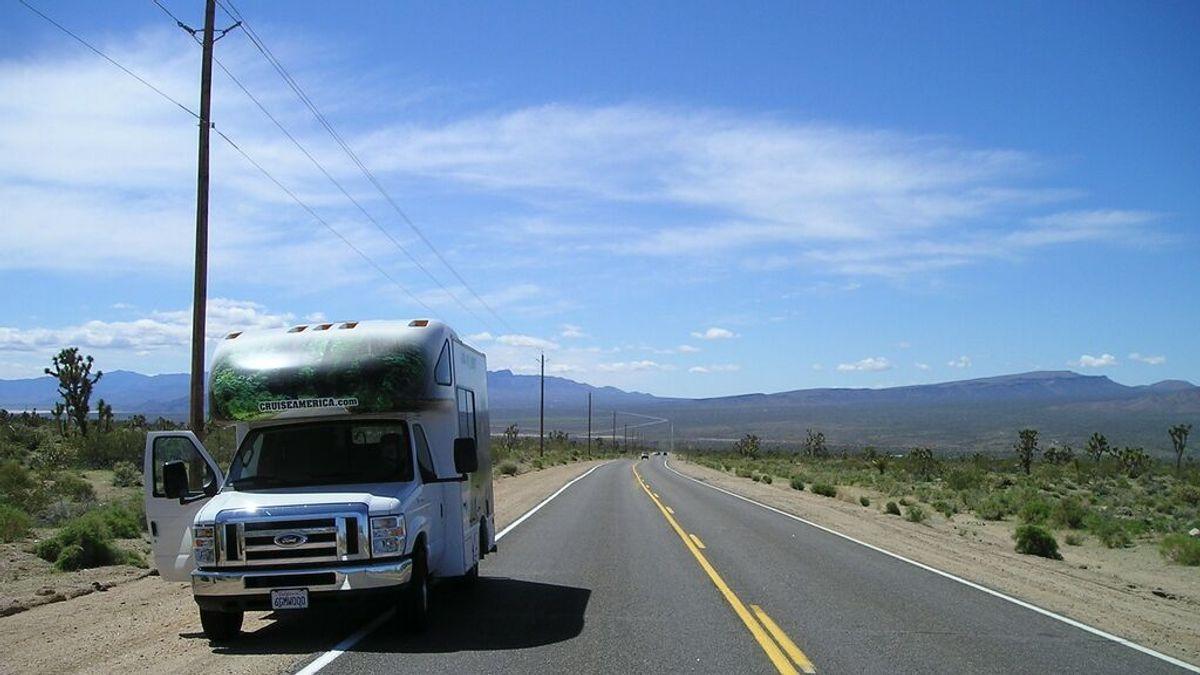 Una caravana