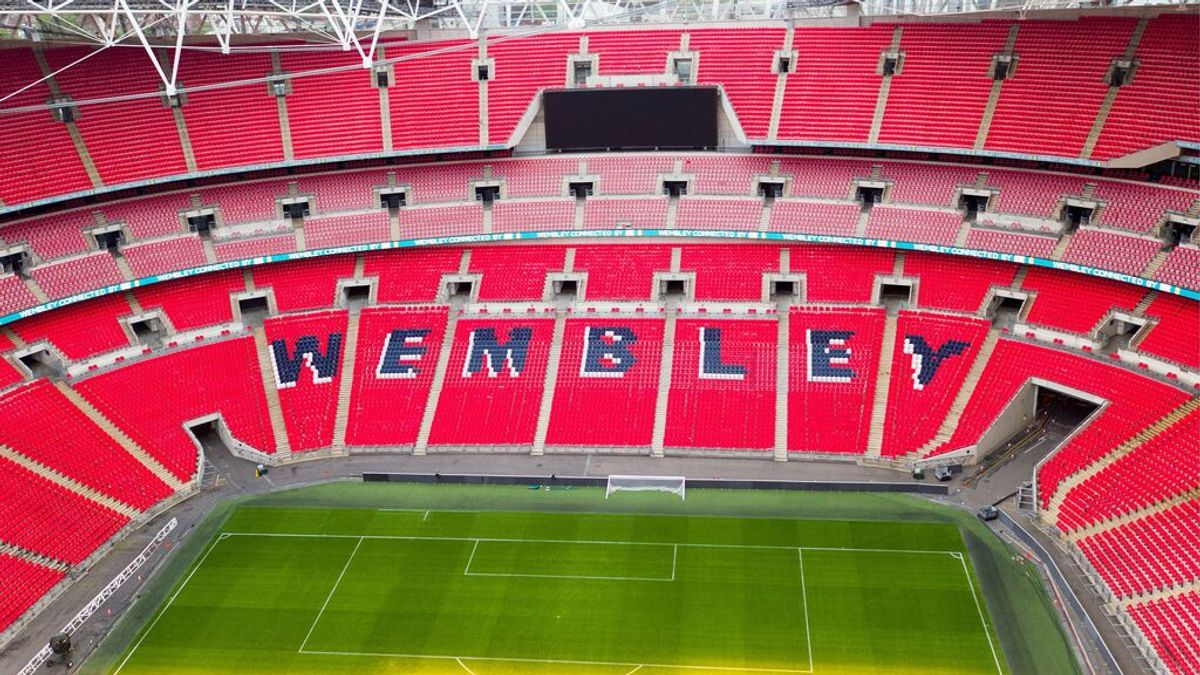 Wembley: La meca del fútbol europea