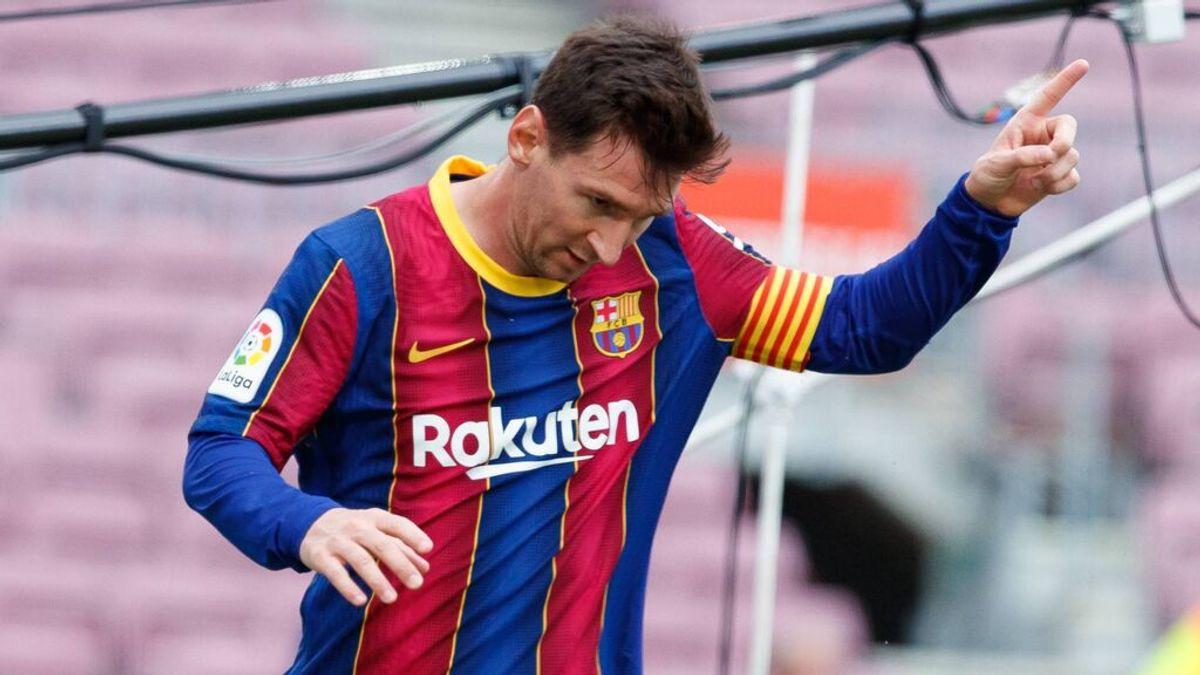 El dilema de Messi: quiere seguir en el Barcelona pero a su familia le trae la vida en París