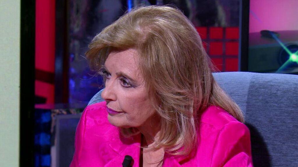 Pedro Sánchez llamó a Rocío Carrasco para hablar con ella