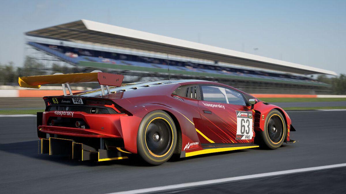 Lamborghini Esports presenta la segunda edición de su competición The Real Race