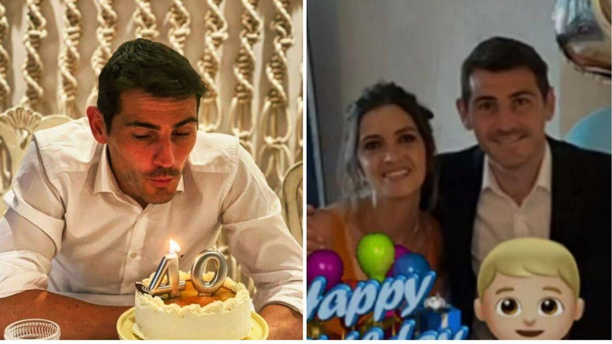 Iker Casillas celebra su 40 cumpleaños: felicitaciones del mundo del fútbol y acompañado de Sara Carbonero