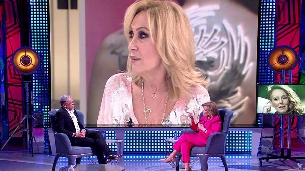 """María Teresa Campos responde a las acusaciones de Rosa Benito: """"Debe callarse ya"""""""