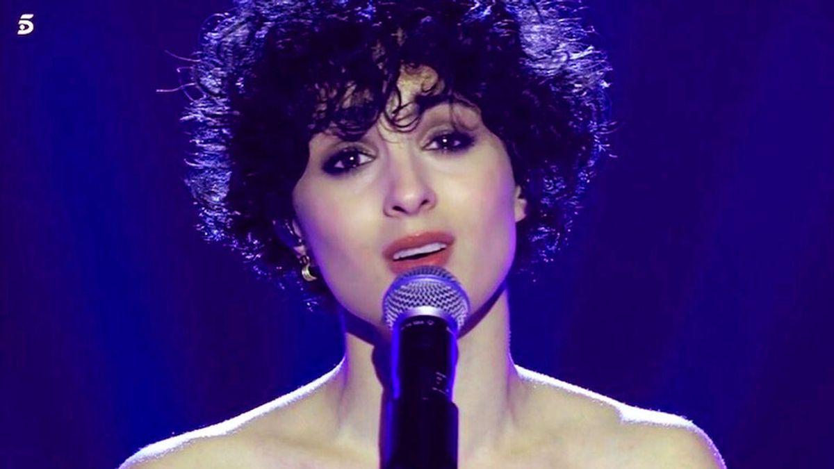 Barbara Pravi, cantante de Voilà (Francia) en Eurovisión