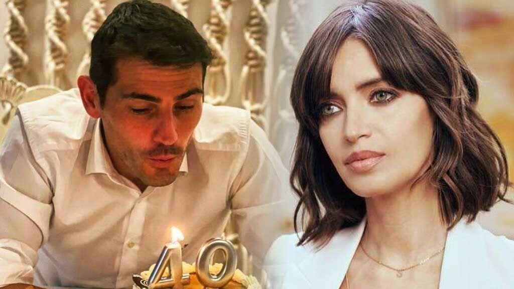 Iker Casillas y Sara Carbonero, de cena con sus hijos sin perder las tradiciones familiares