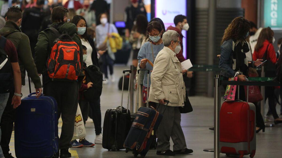 Los contagios siguen bajando 13 días después del fin del estado de alarma