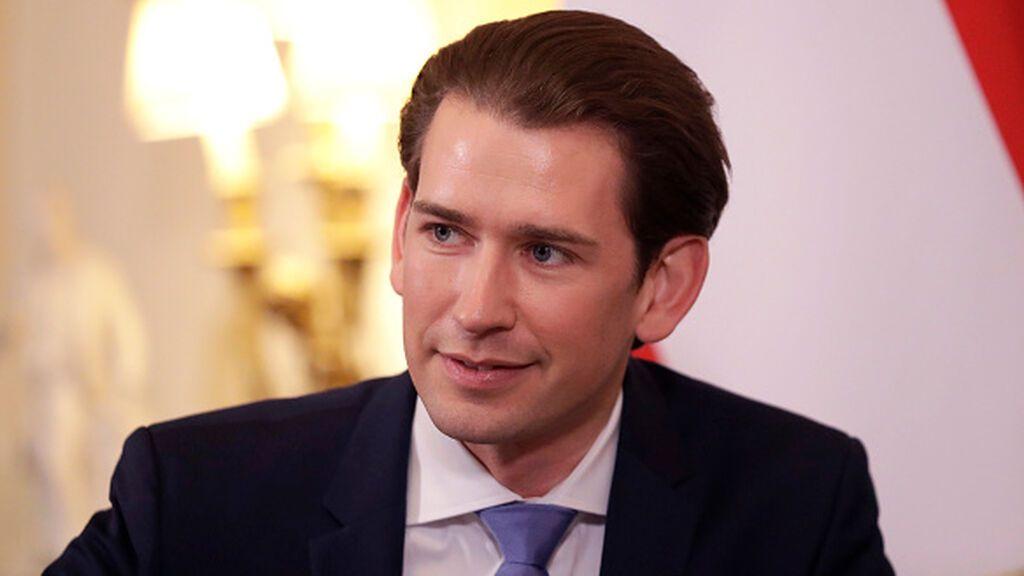 El gobierno del canciller austriaco Sebastian Kurz, en peligro por una investigación anticorrupción