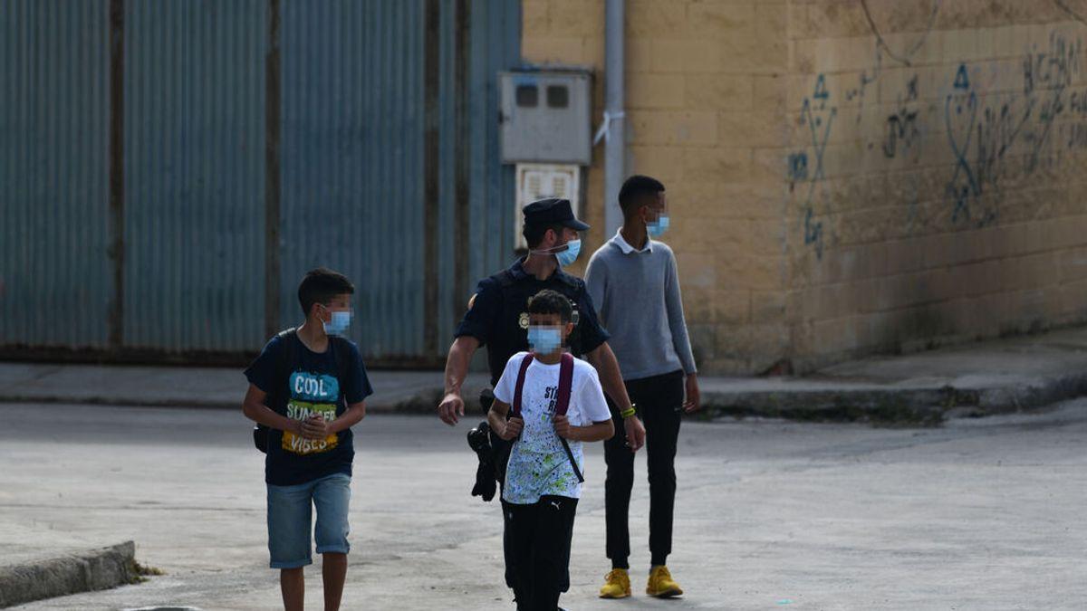 Ceuta acelerará la devolución de menores tras recibir hasta 4.400 llamadas