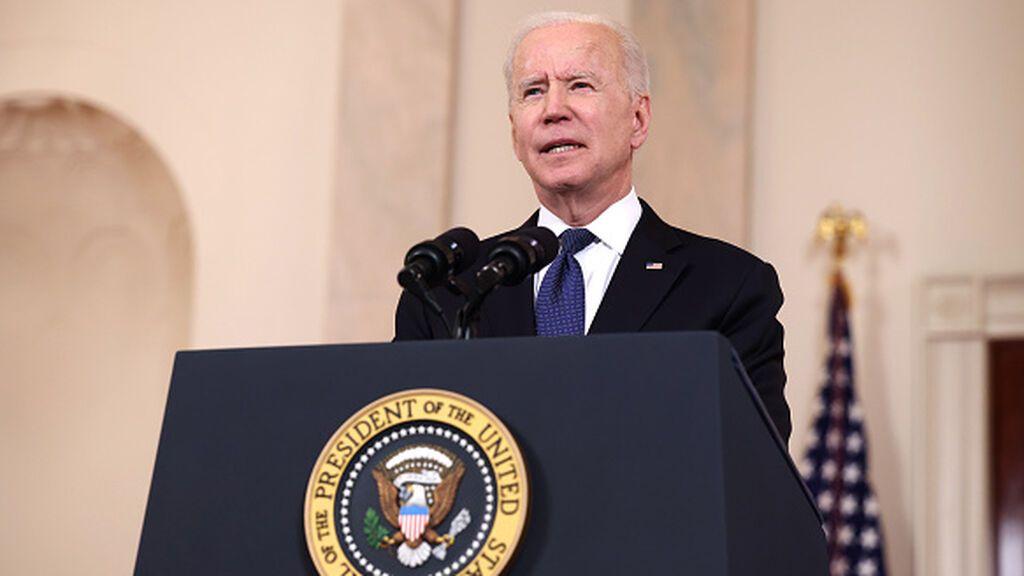 Biden aplaude el acuerdo de alto el fuego entre Israel y Hamás