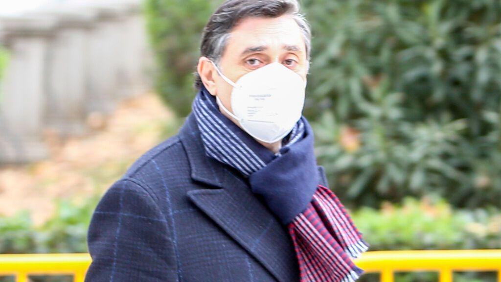 avier Vasallo, abogado del Sergio Ríos, quien fuera chófer del extesorero del PP Luis Bárcenas