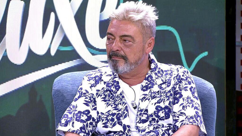 Antonio Canales, traicionado por su pareja