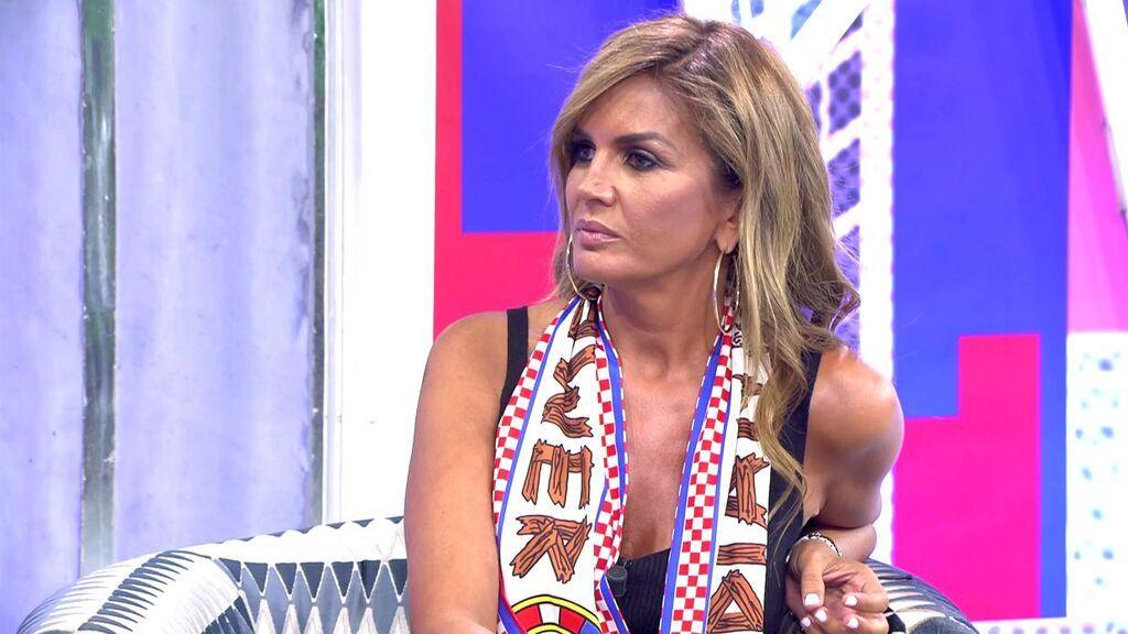 Marta López ha recibido críticas por parte de Rocío Flores
