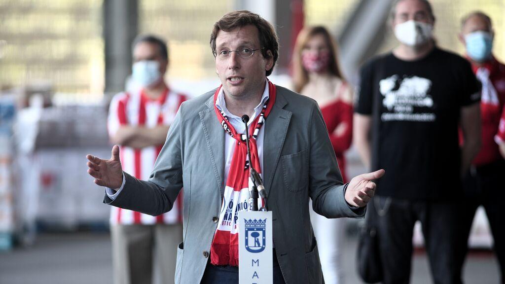 Los líderes políticos felicitan al Atleti por el título de Liga