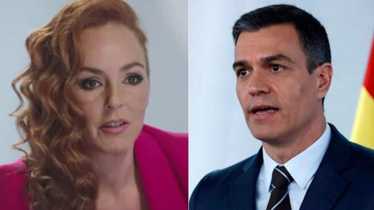 Pedro Sánchez llamó por teléfono a Rocío Carrasco tras el estreno de su documental