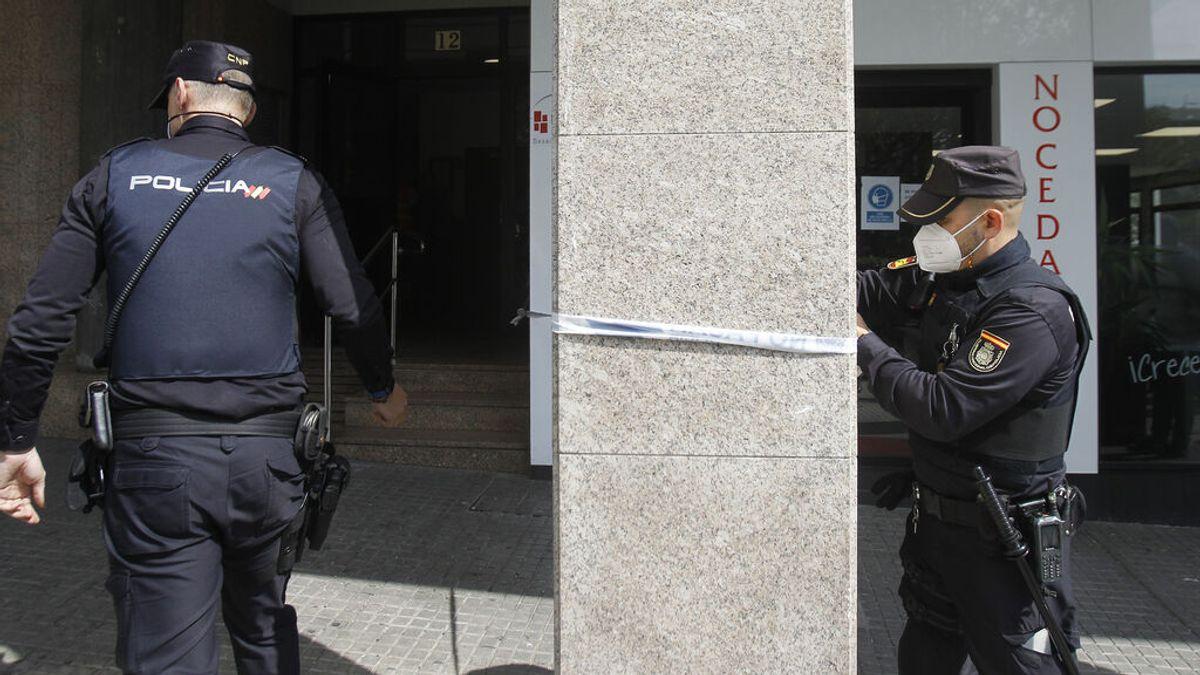 Muere un joven al caerse desde un sexto piso a un patio de luces en A Coruña