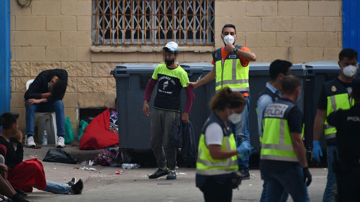 7000 marroquíes ya han regresado a Marruecos