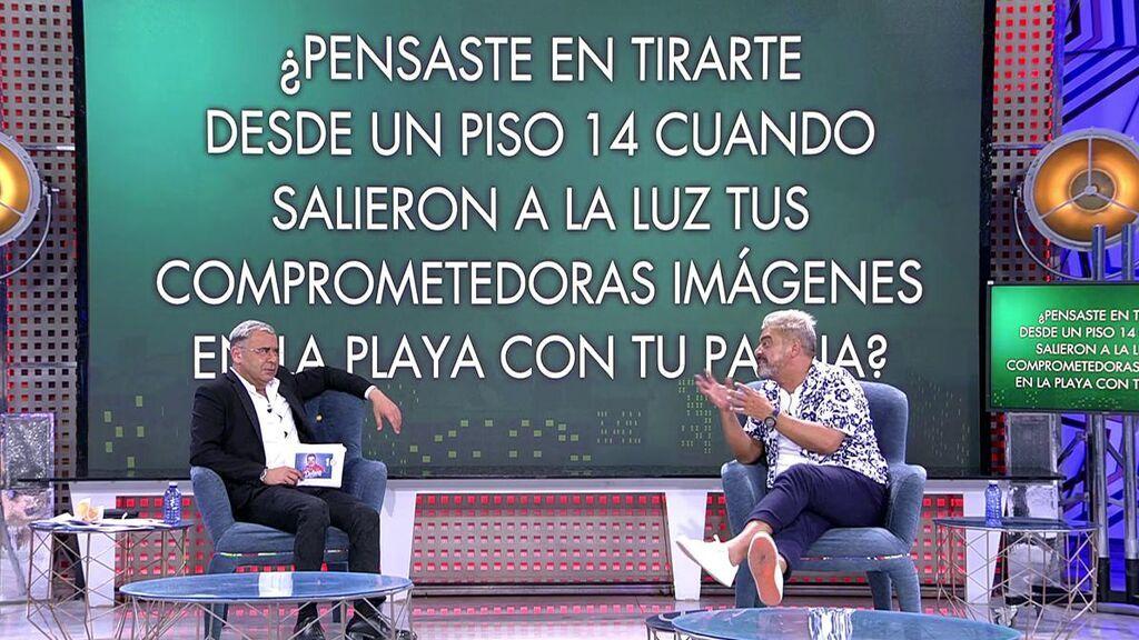 Jorge Javier Vázquez y Antonio Canales