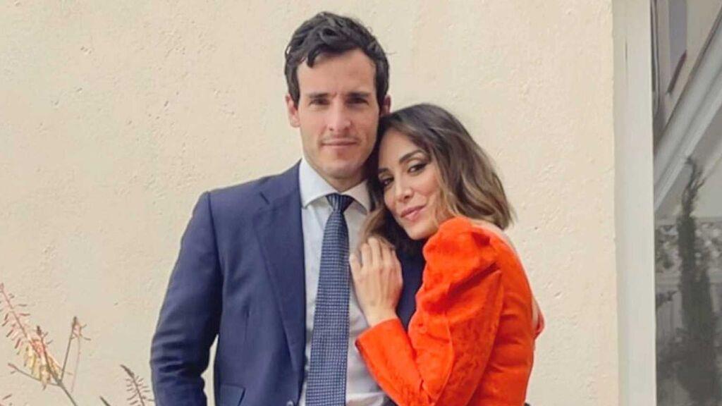 Tamara Falcó e Íñigo Onieva, hace unos días en la boda de unos amigos