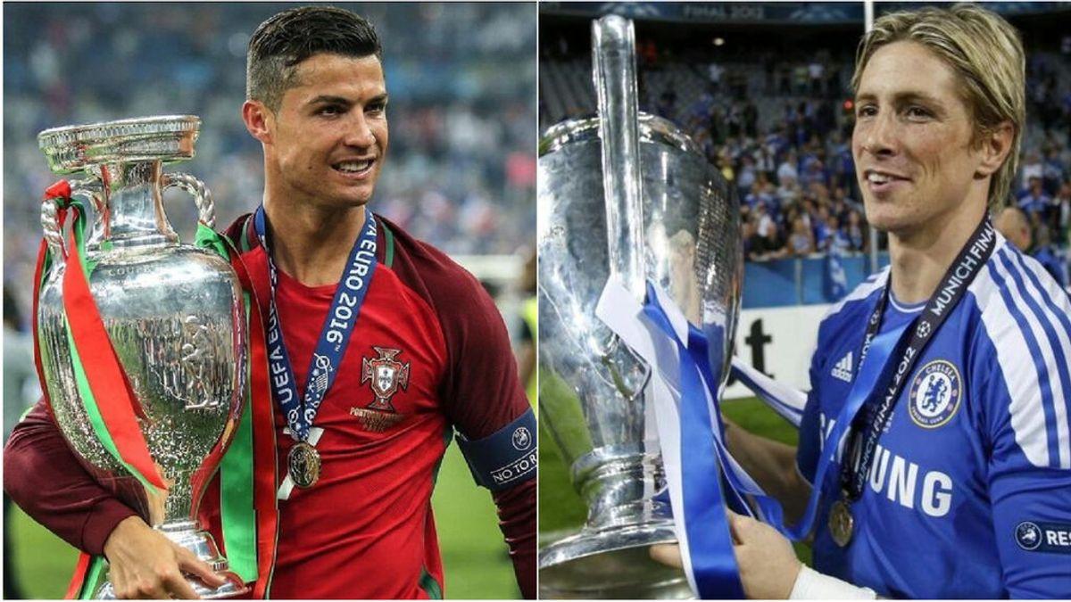 Los jugadores que hicieron doblete con Champions y Eurocopa