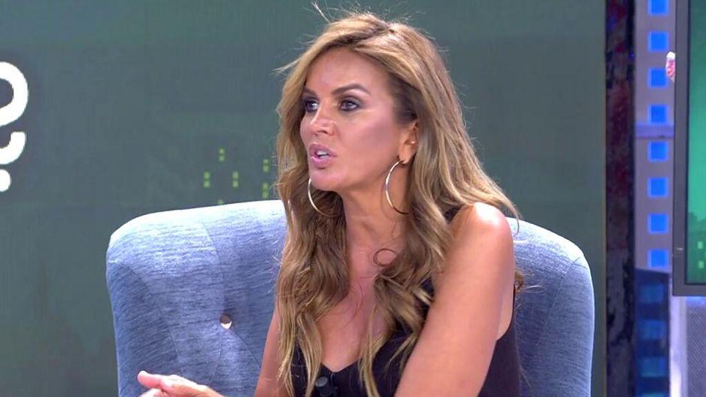 Marta López se sincera sobre Olga Moreno y Rocío Carrasco