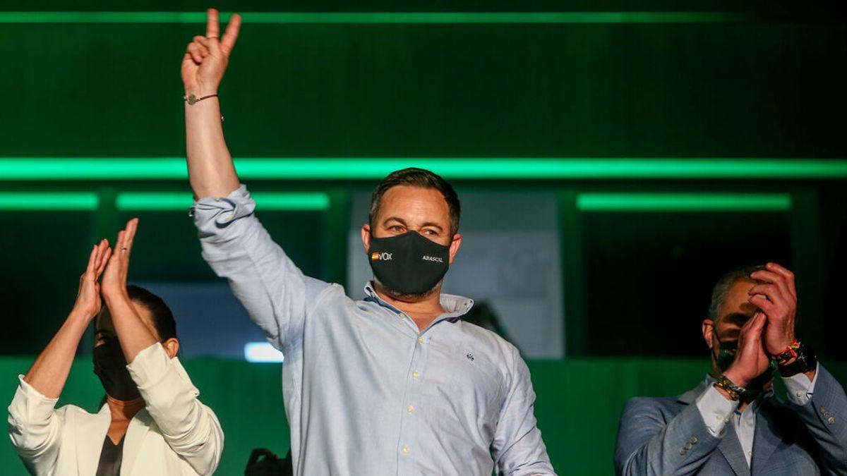 """Vox recurrirá la cancelación del acto el lunes en Ceuta por tratarse de una decisión """"dictatorial y arbitraria"""""""