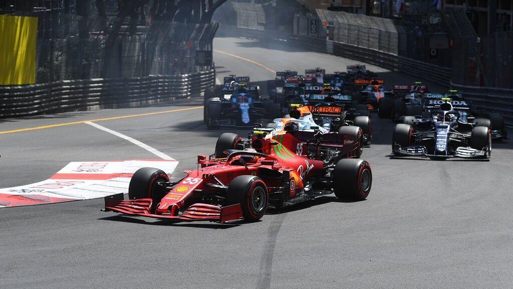 Verstappen se lleva el GP de Mónaco seguido de Carlos Sainz, segundo: Fernando Alonso, decimotercero