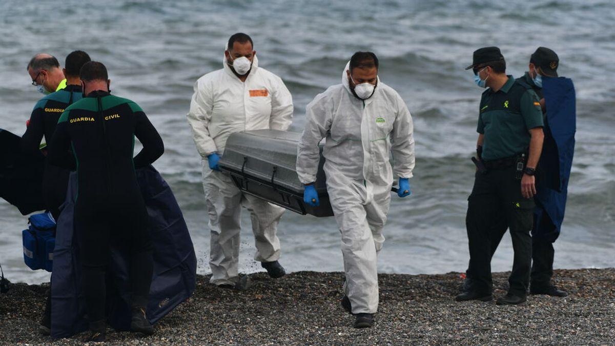 Último adiós en Ceuta a dos de las víctimas mortales de la crisis migratoria