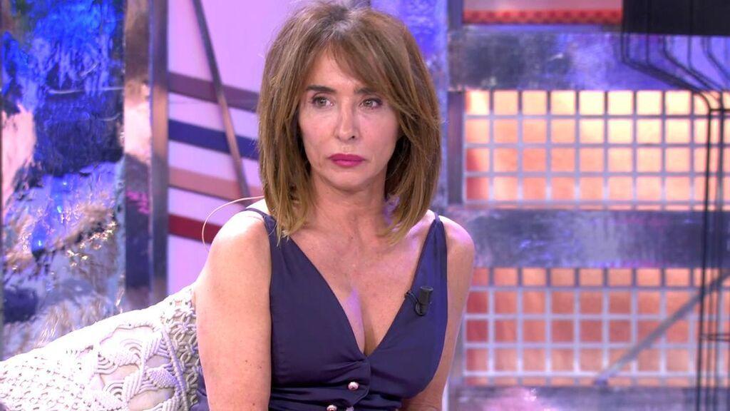 María Patiño se sincera sobre su atracción por Tom Brusse