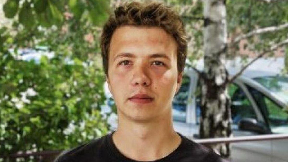 Quién es Roman Protasevich, el periodista bielorruso detenido en el vuelo desviado de Ryanair