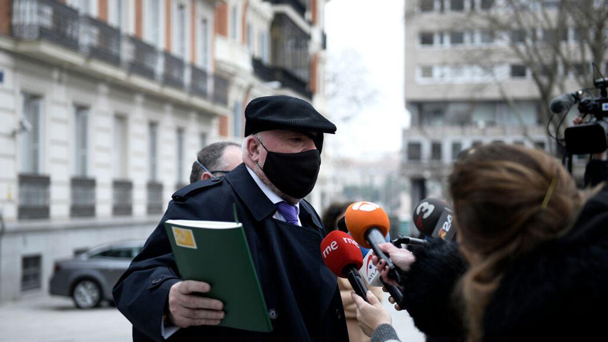 El juez encapsula las nuevas agendas de Villarejo para evitar que se difundan