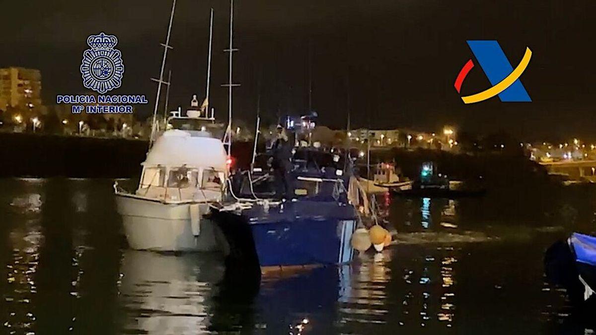 Desmantelada en Cádiz una organización de narcotraficantes dirigida por un exmiembro de la Royal Navy