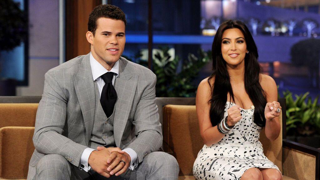Kim y Kris realizaron una boda por todo lo alto.