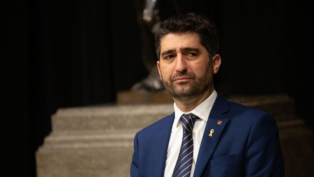 Jordi Puigneró, afín a Puigdemont, será el vicepresidente de la Generalitat