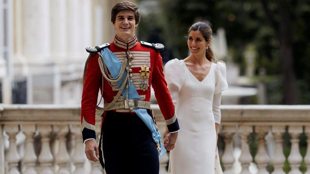 Aciertos y errores de Belén Corsini en su boda con Carlos Fitz-James Stuart