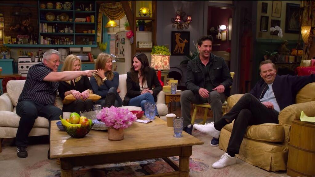 'Friends' reúne a sus protagonistas 17 años después: ¿qué han hecho sus actores durante este tiempo?