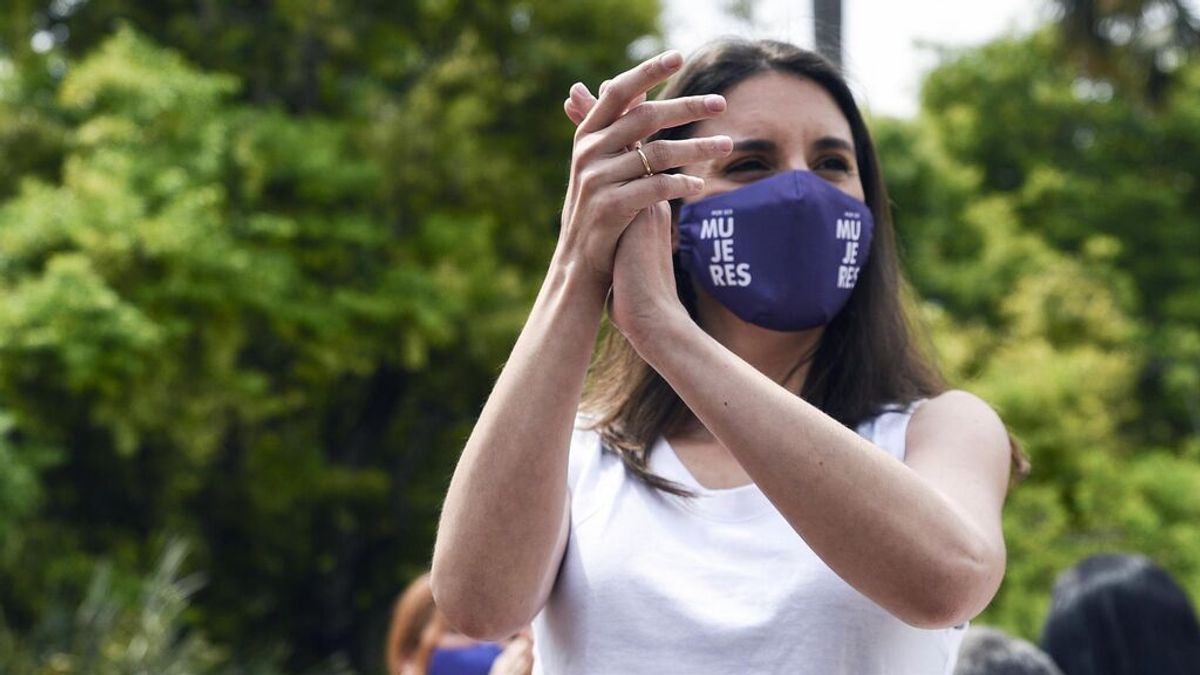 """Montero ve relación entre el """"repunte"""" de asesinatos machista de esta semana y el fin del estado de alarma"""