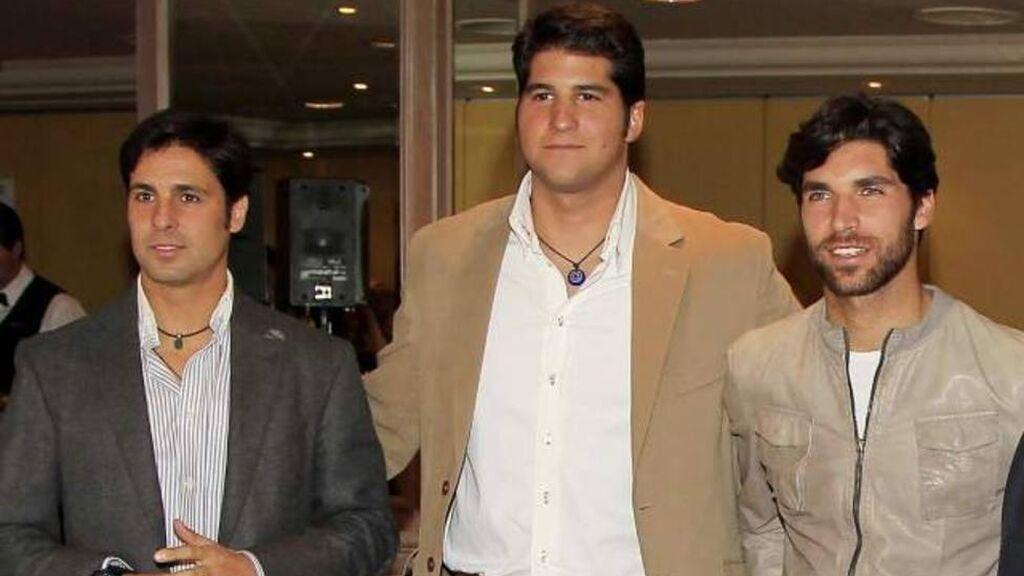 Cayetano, Francisco y Julián Contreras: así han evolucionado los hijos de Carmina Ordoñez.